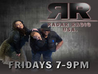 Show #128 - radar radio usa. host of the ?ºreinvented? listening party for tito starr and the down the road boys!