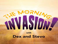 The Morning Invasion - March 20, 2019 - Nerd Talk with Critical Dice