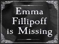 Emma Fillipoff is Missing