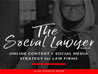 #061 Lawyers Lunch & Launch: Tips, Tools & Strategies, Unboring Compliance Interview w/Linsey Levine, Esq.