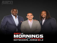 ESPN LA Mornings with Keyshawn, Jorge and LZ HR 2