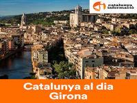 Tensió i càrregues dels Mossos a la manifestació a Girona contra un acte convocat per Borbonia - 06/12/18
