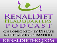 Renal Diet Podcast 084: Healthy Eating On The Go With CKD