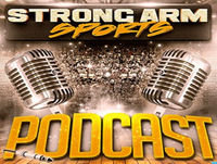 Jalen Ramsey TRUE Comments | Strong Arm Sports Podcast Ep189 | Top 5 NFL OLB's & CB's