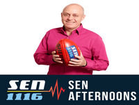 1968 Carlton Premiership player and former commentator Ian Robertson on Afternoons with Andy Maher - Thursday 16th Au...