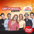 Gry Forssell med vänner 22 aug 2019