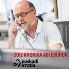 CFM Goiz Kronikan | Uraren mundu eguna