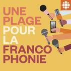 Une plage pour la francophonie 2018-08-05
