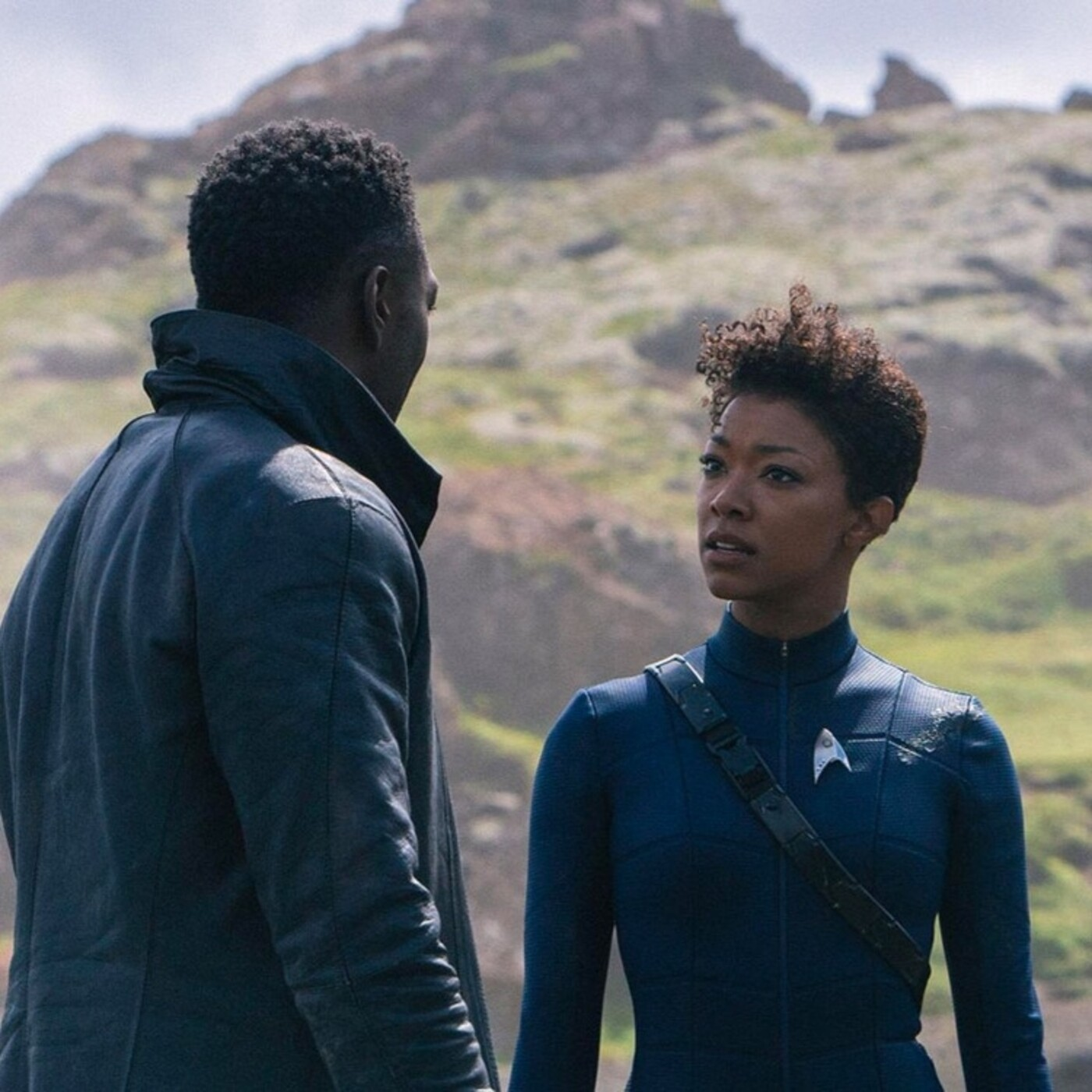 "Star Trek Discovery S3 Ep. 1 - ""That Hope Is You, Part 1"""