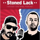 Stoned Lack Fantasy Football Podcast Pt 154 - Burrow und der Tiger King