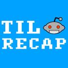 TIL Reddit Recap Thursday, November 21st 2019