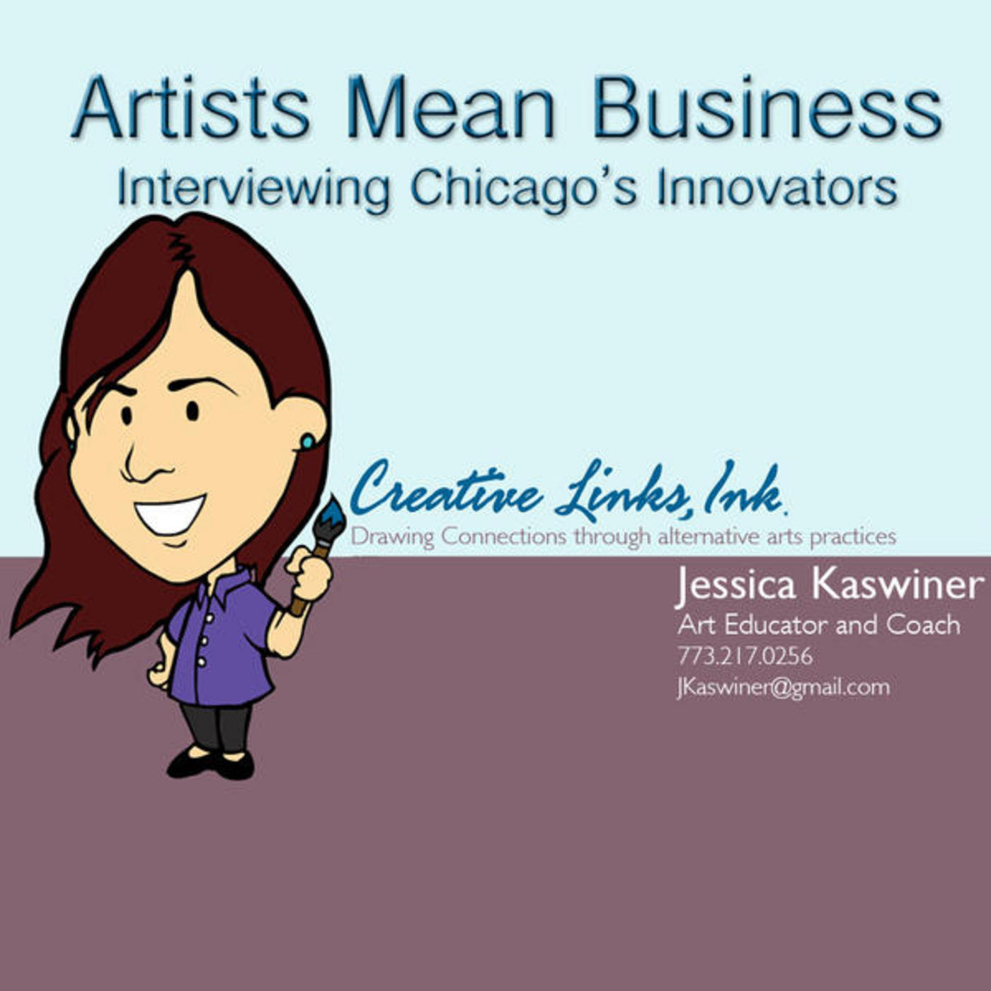 Artists Mean Business: Episode 24 with Faheem Majeed