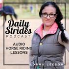 Daily Strides | Audio Horse Riding Lessons for Equ