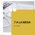 7 A LA MESA