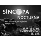 17º programa de Sincopa Nocturna - Quintetto Basso Valdambrini + Angel 'Pocho' Gatti / Francisco Slepoy