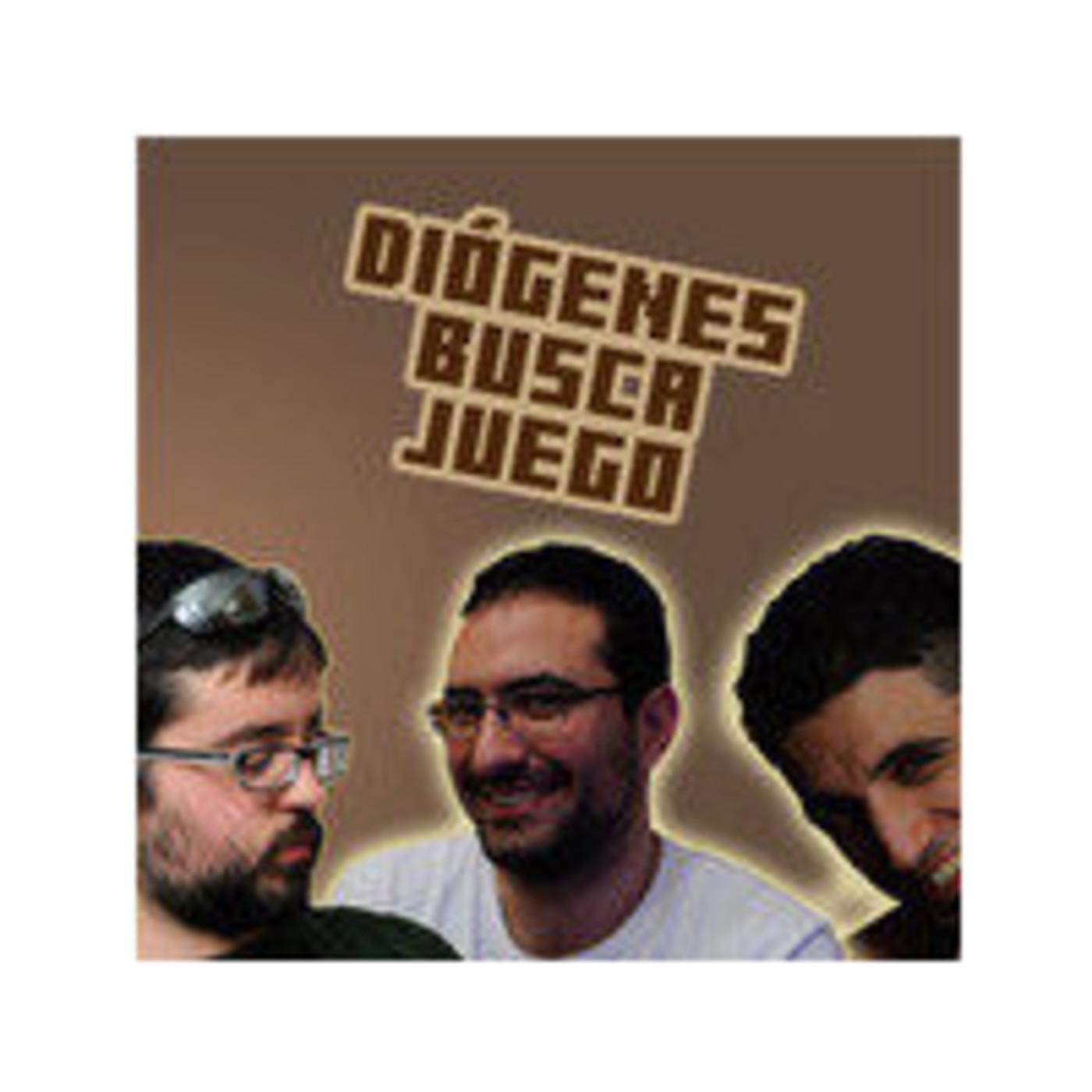 Podcast: Diógenes Busca Juego 03 – Guerra de Miniaturas