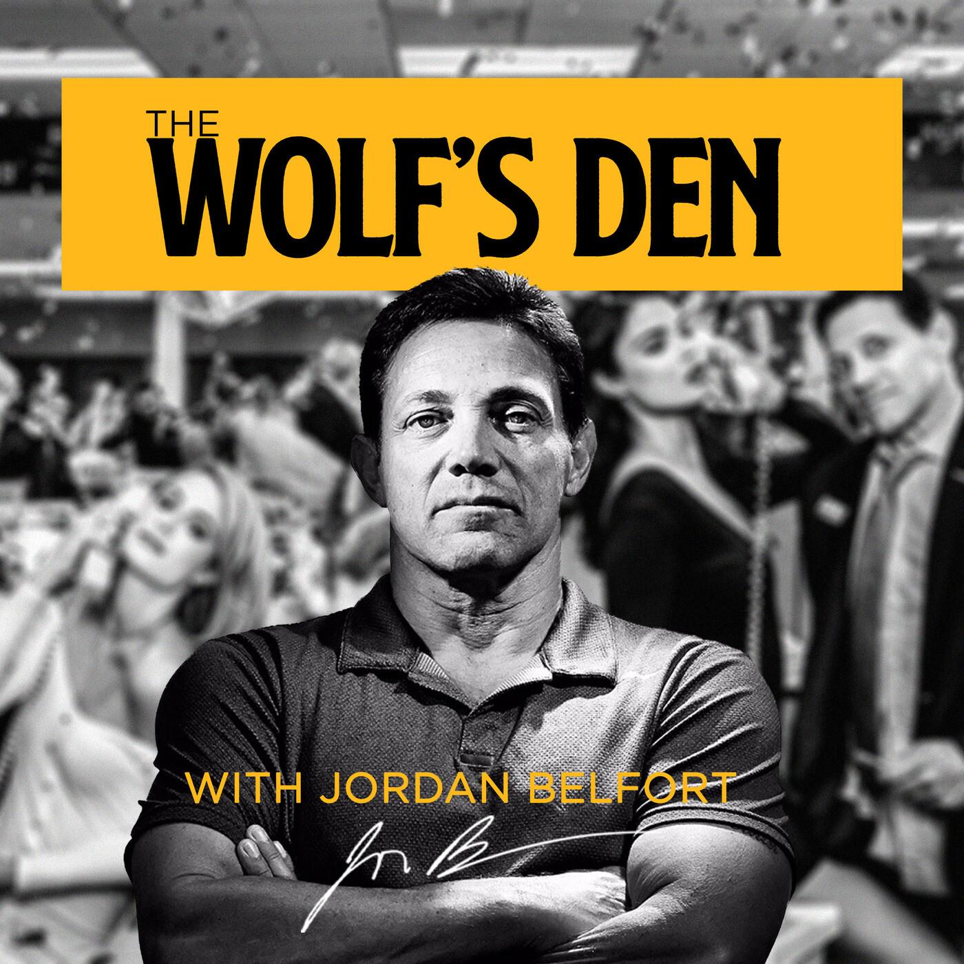 David Yarrow | From Finance to Fine Art | The Wolf's Den #91