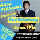 NADA PERSONAL-Nº-66- Paul Mc Cartney