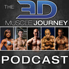 3D Muscle Journey Podcast