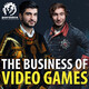 The Question Quest - The Business of Video Games - The Paradox Podcast
