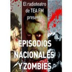 Episodios Nacionales y Zombies. Cap.1. Una ciudad en ruinas