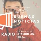 #BuenasNoticias episodio 25 - 12.06.2020
