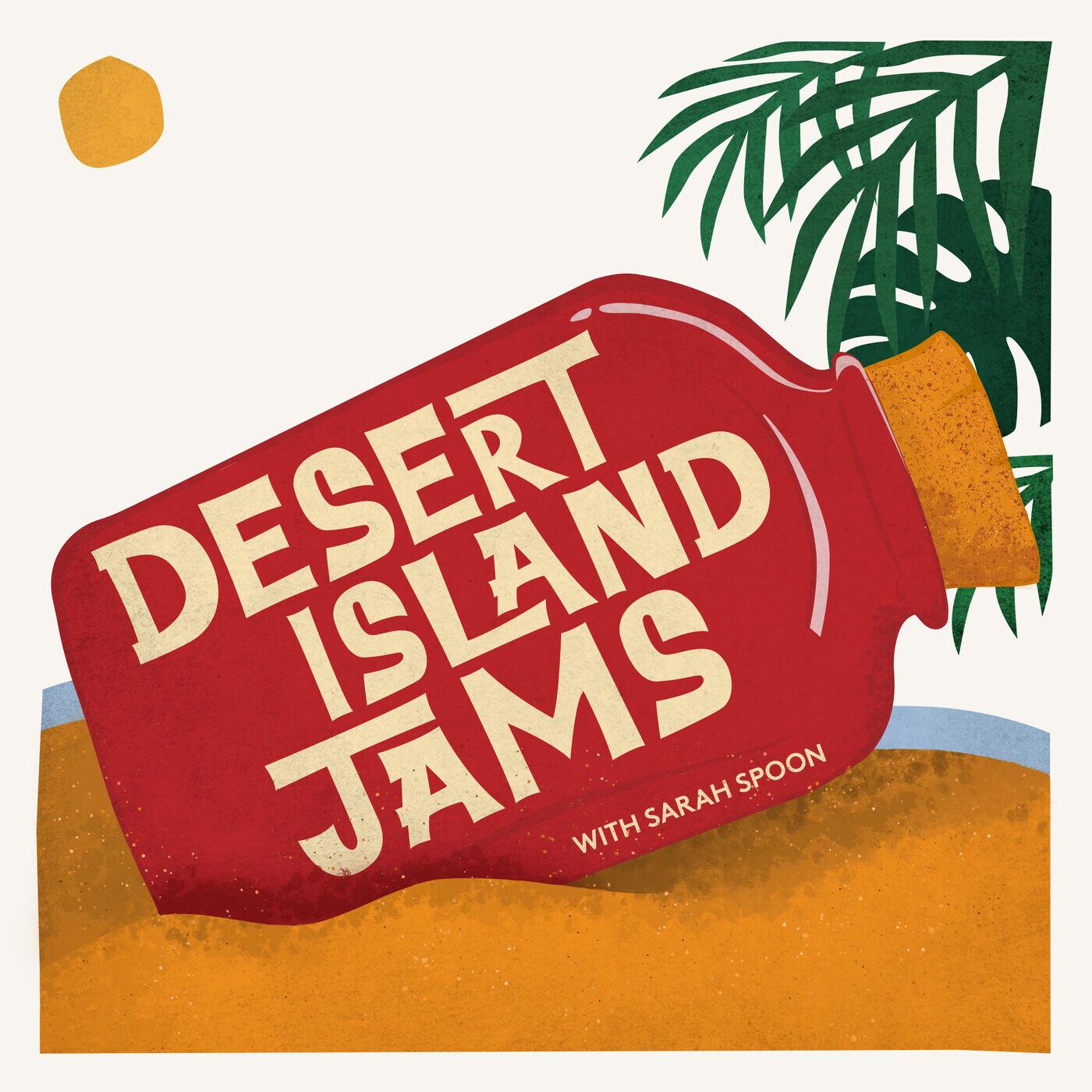 Desert Island Jams #5 - Albert Alva