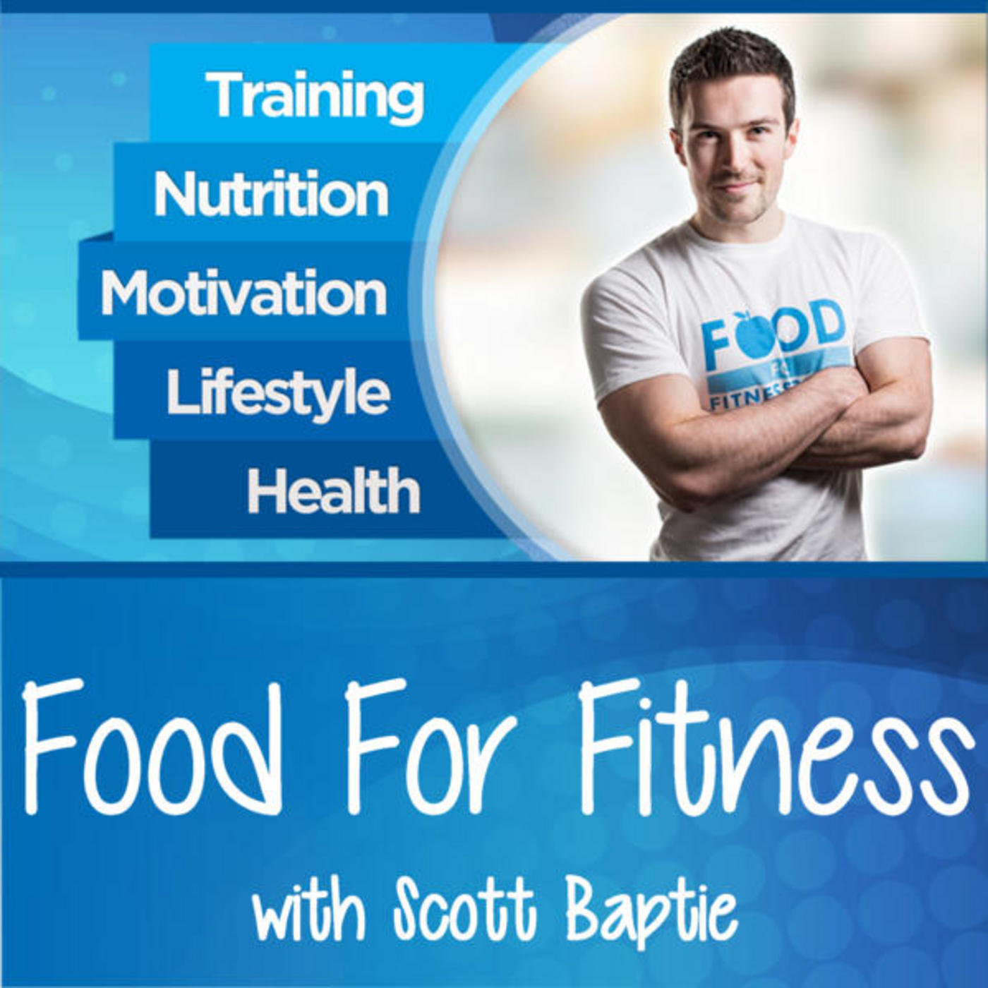 The Food For Fitness Podcast | Nutrition | Trainin