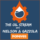 "OIL STREAM ""Cowboy Rides Again, Gazzola's opening night lineup!"""