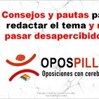 Opos Pills Sesiones Pack Otoño Play
