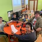 Conversas Con Xurxo Ayán e nenos e nenas de 5º