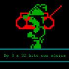 De 8 a 32 bits con música
