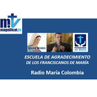 Escuela de Agradecimiento en Radio Maria Colombia