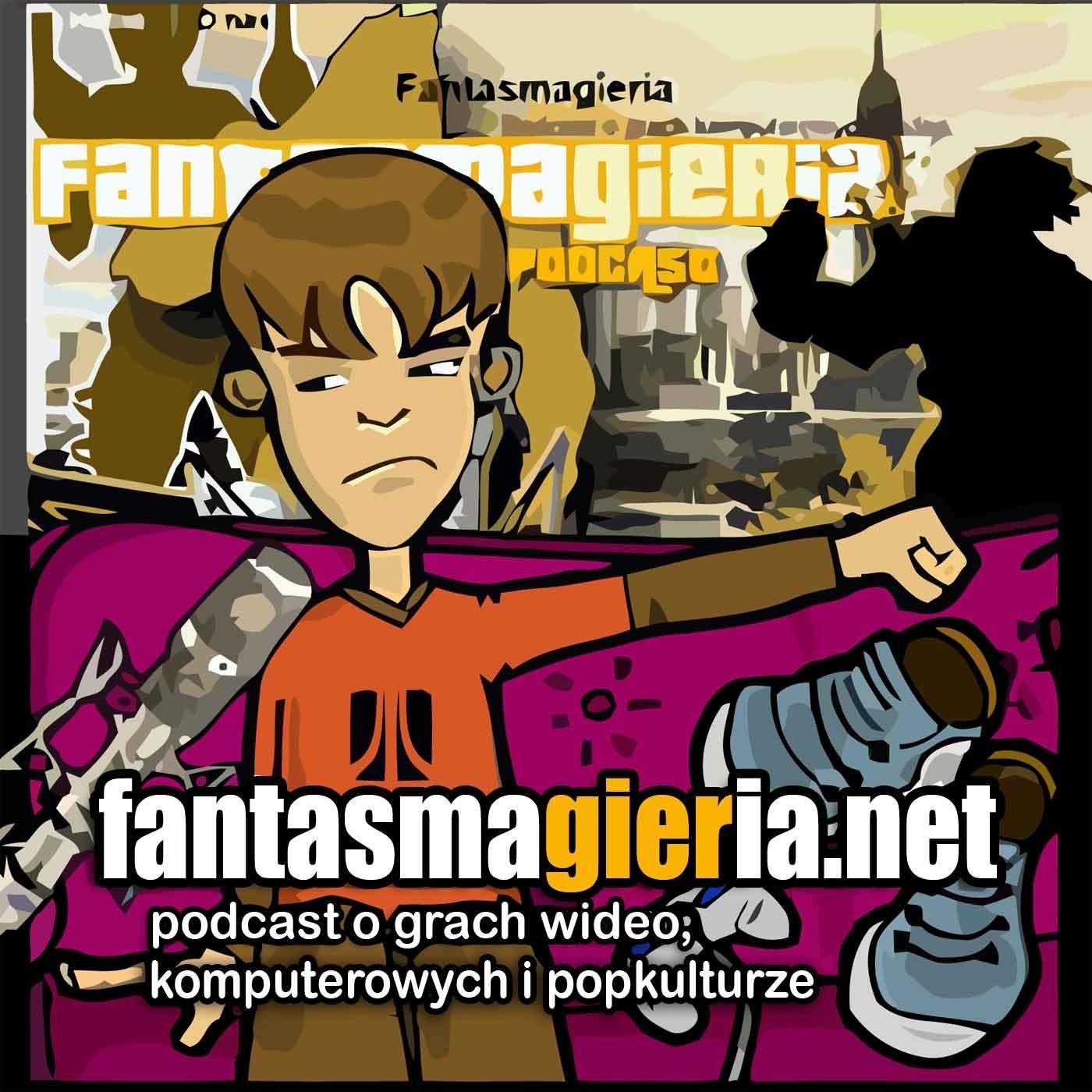"Fantasmagieria - Podcast 482 - ""Polish Gothic"""