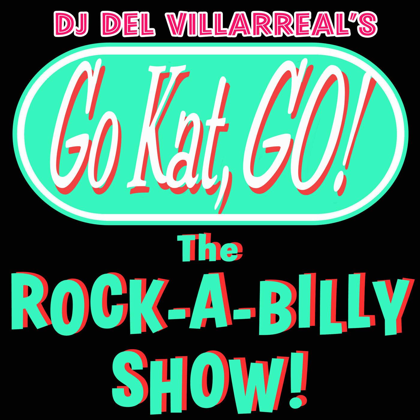 Go Kat, GO! The Rock-A-Billy Show! 10.15.20