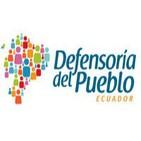 Defensora del Pueblo en entrevista sobre defensa de derechos de familiares de los tres periodistas del comercio