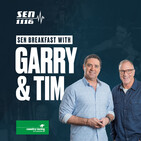 Tim Watson's phantom call of the dying stages of the 2020 Grand Final on SEN Breakfast (22/10/20)