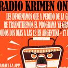 RADIO KRIMEN ONLINE - 1 DE JUNIO Parte 1