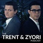 Trent & Zyori Podcast #154 w/ Gareth Bateson