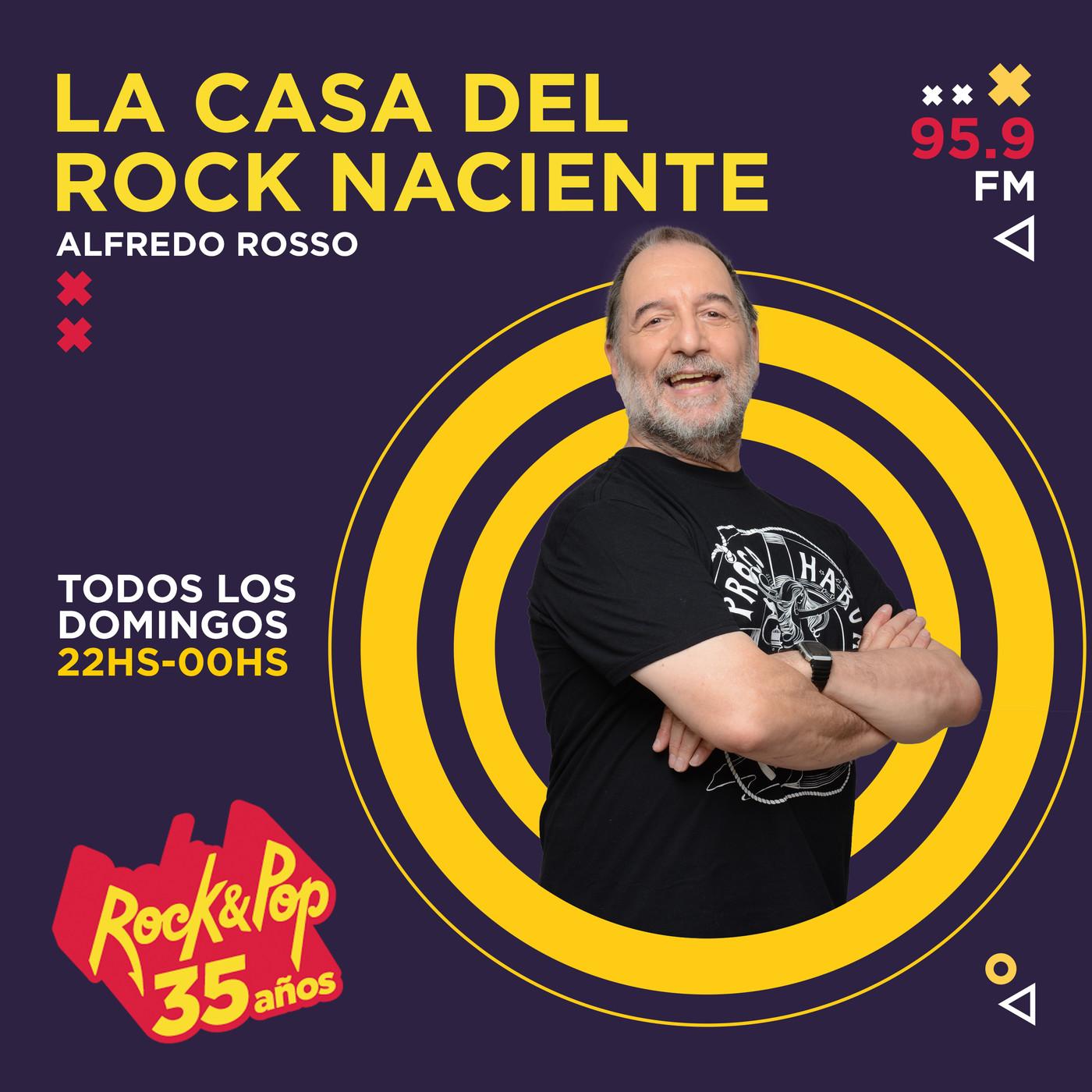 La Casa del Rock Naciente - 18 de octubre 2020