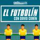 Programa El Futbolín 08/03/2019