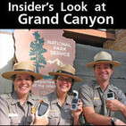 Audio - Insider's Look #31 Artist in Residence, Erica Stankwytch Bailey's first backpack into the Grand Canyon.