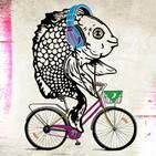 La pez en bicicleta
