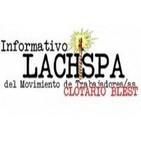 Informativo La Chispa Nº71 - Del 27 de Agosto al 3 de Septiembre