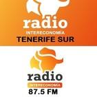 Roberto Carlos, jugador del CD. Marino, en Radio Costa