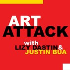 Art Attack w/ Lizy Dastin and Justin BUA