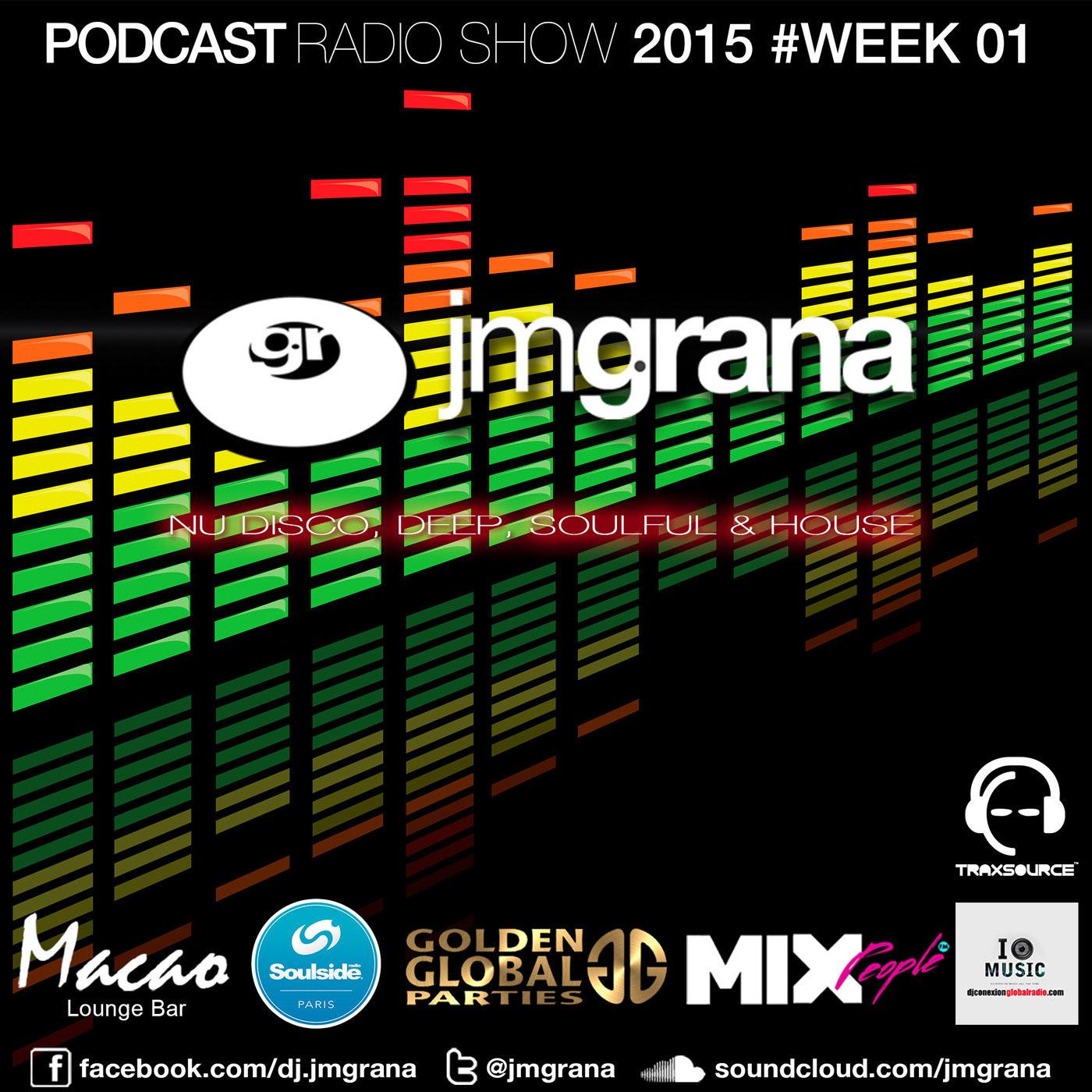 JM Grana Podcast Radio Show 2015