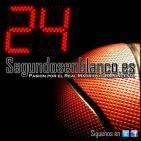 24segundosenblanco 6x25 | Jornada ACB extraña que provoca un podcast raro