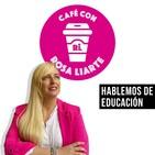 """Café con Francés hasta en la sopa - """"Hay que liderar desde el ejemplo"""""""