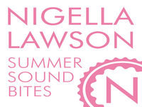 Nigella Lawson Seasonal Sound Bites episode 1